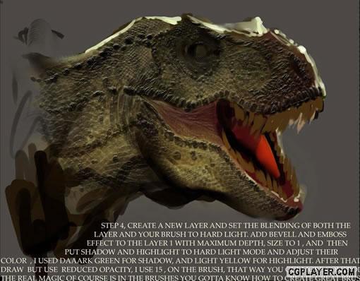 动物 恐龙 510_398