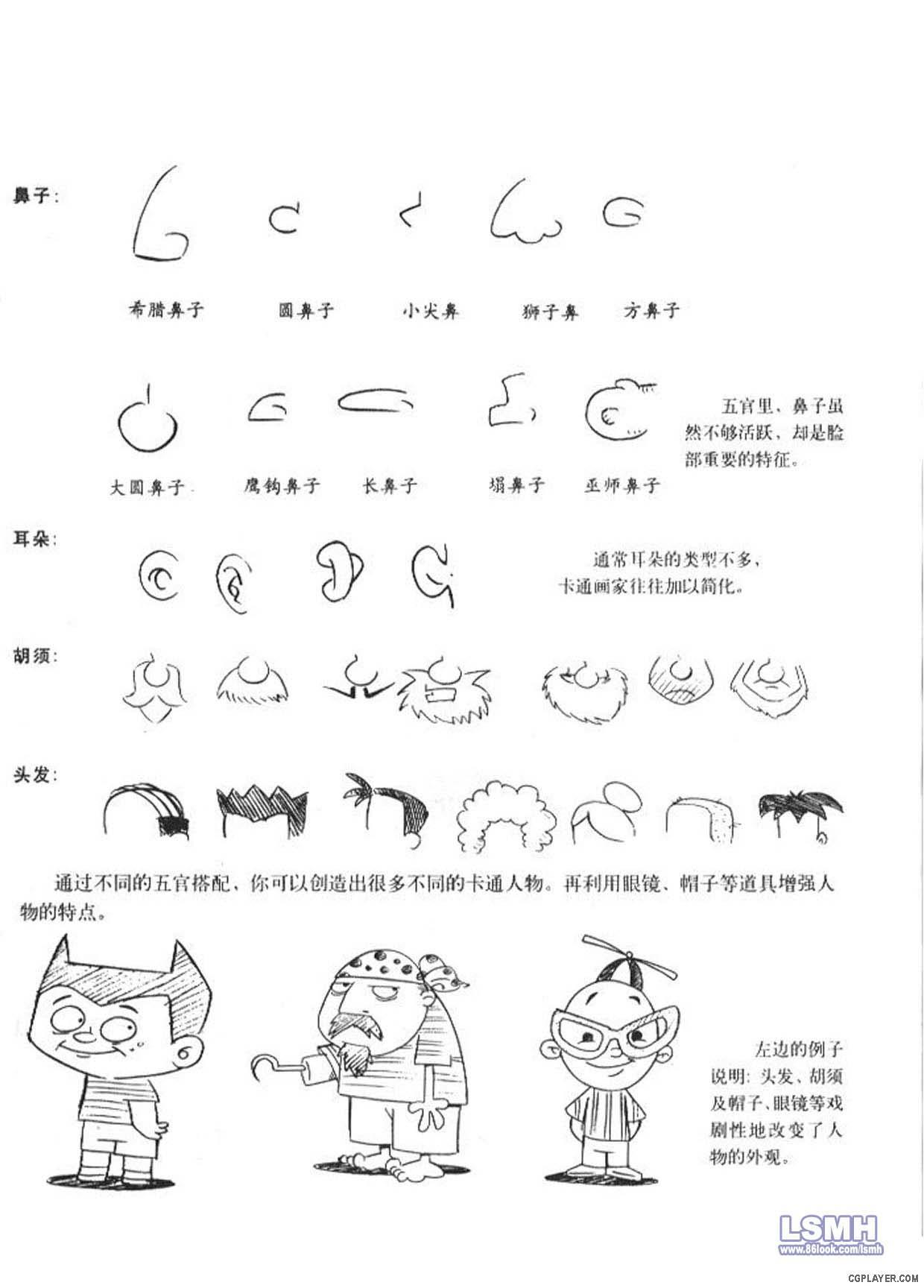 中班简笔画教程